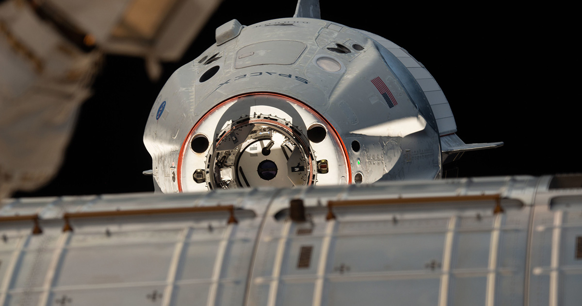 Emergency Alarm Reportedly Goes Off on SpaceX Dragon Capsule Docked to Space Station