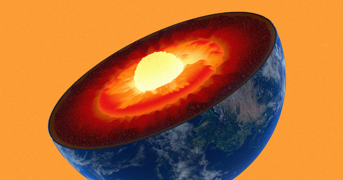 Scientists: There's Something Lurking in the Center of Earth's Core - Futurism
