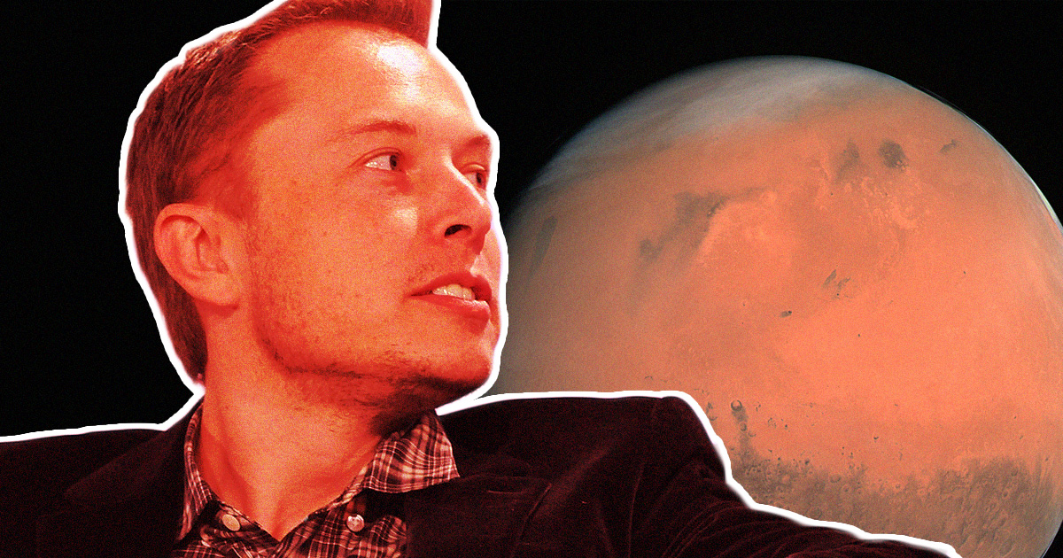 Elon Musk issues warning over Mars mission - 'a bunch of people will probably die' Elon-musk-imperator-mars