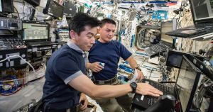 NASA Concerned That Space Is Destroying Astronauts' Spines