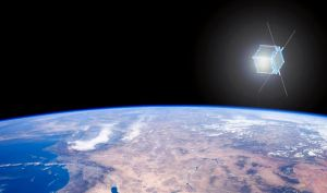 NASA plans to launch a small satellite capable of making flashes of light visible from Earth on command, raising questions about orbital light pollution.