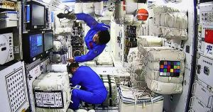 First Astronauts Arrive at China's New Space Station