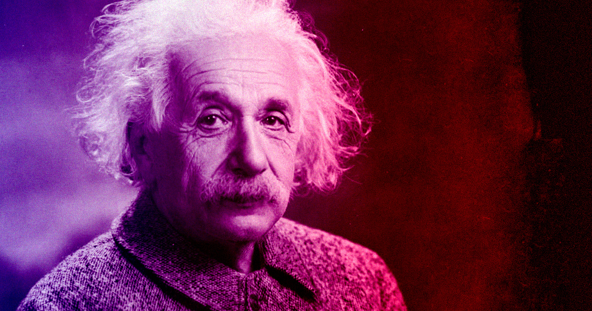 Professor Mocked for Claiming to Have Disproved Einstein