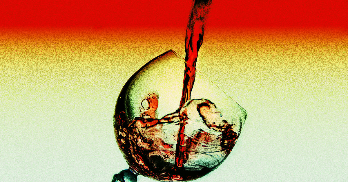 A Single Alcoholic Drink Immediately Increases Risk of Heart Dysfunction