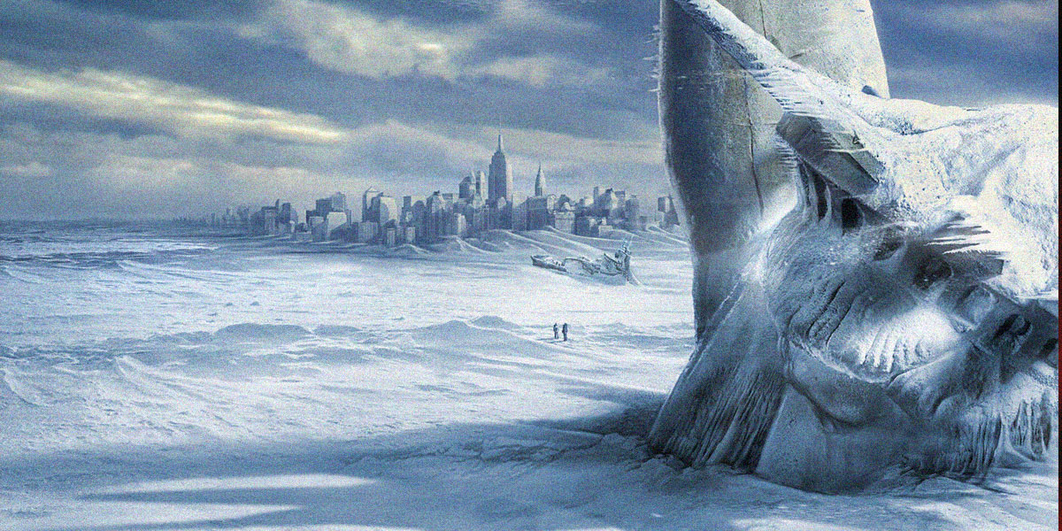 Uh, Uh� The Plot to �The Day After Tomorrow� Appears to Actually Be Happening