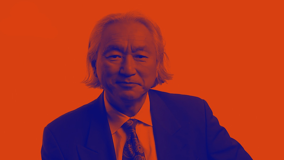"Michio Kaku Wants Fellow Scientists to ""Keep an Open Mind"" About UFOs"