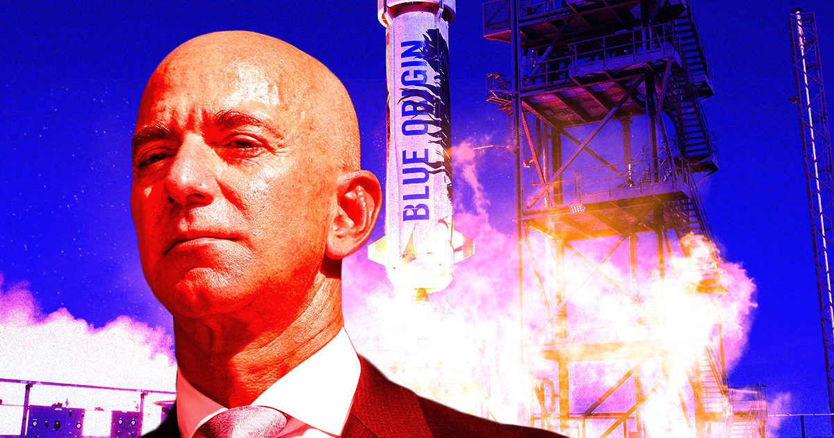 More Than 20 Blue Origin Employees Say It's a Horrible Place to Work