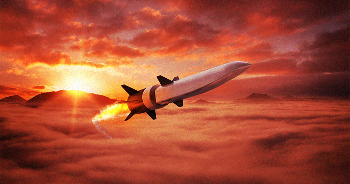 """DARPA Successfully Launched an """"Air-Breathing"""" Hypersonic Missile"""