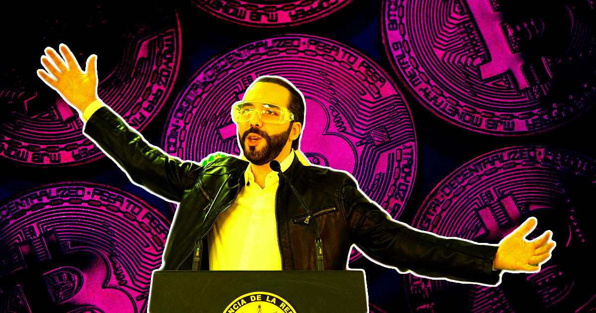 In Response to Dip, El Salvador Buys a Bunch More Bitcoin