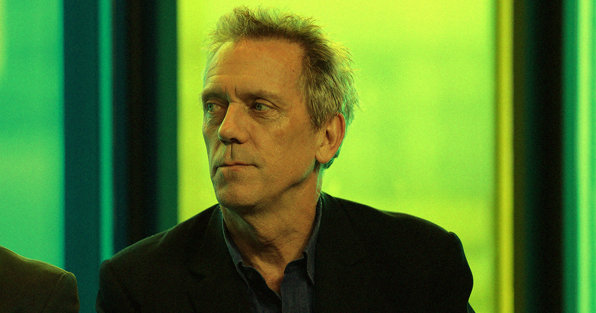 Hugh Laurie, Who Played Dr. House, Appears to Have Just Brutally Roasted Anti-Vaxxers