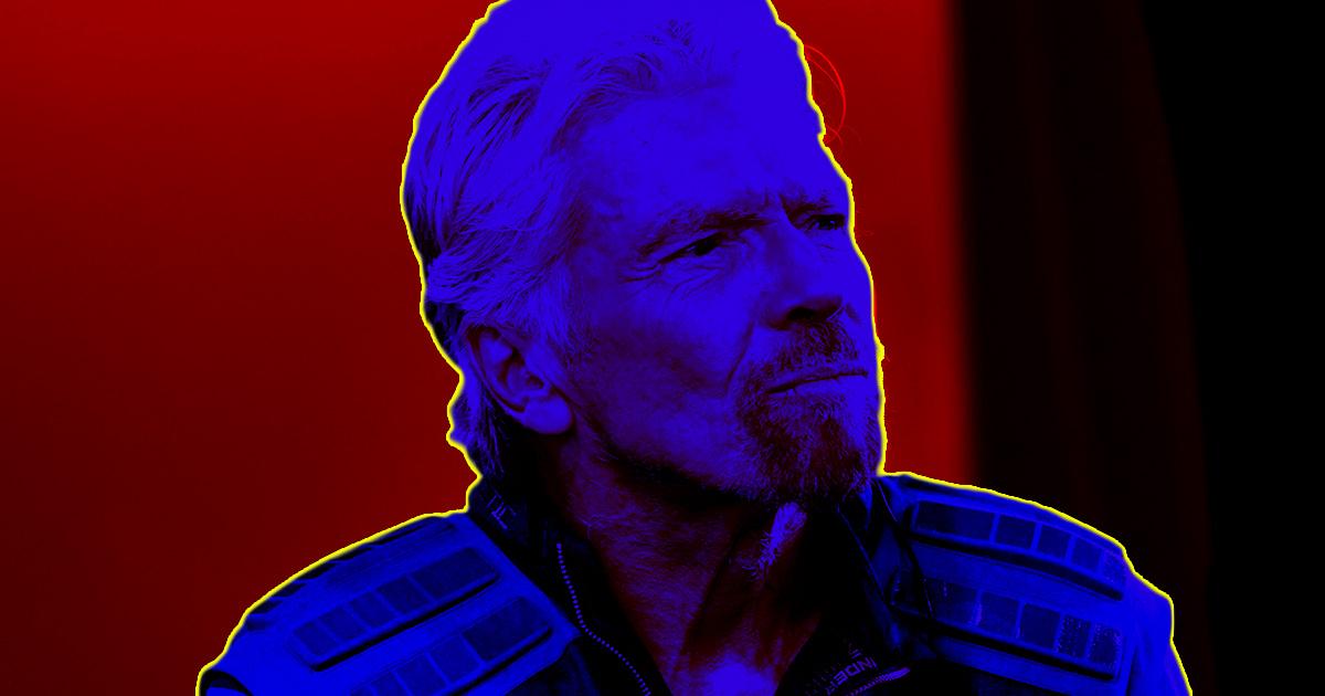Richard Branson's Rocket Went Way Off Course During Spaceflight