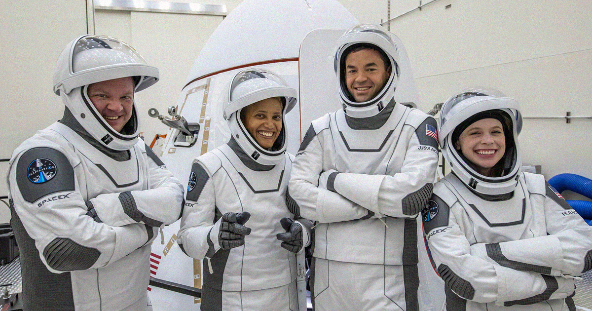 SpaceX Space Tourists Say Elon Musk Has Barely Talked to Them