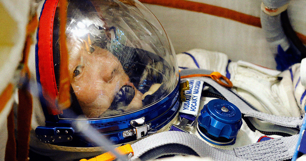 Billionaire Says He'll Play Badminton on Upcoming Space Station Trip