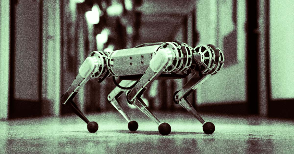 Oh Great, MIT Has Taught Its Robotic Cheetah to Leap