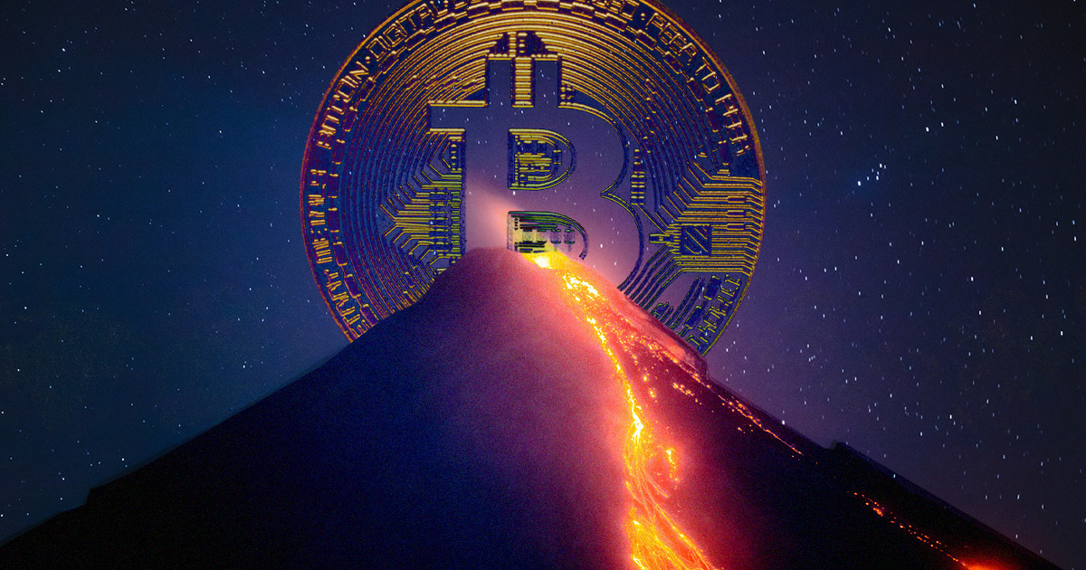El Salvador Officially Starts Mining Bitcoin Using Power From an Actual  Volcano