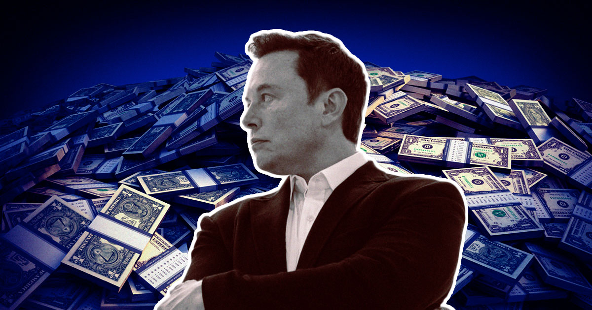 Elon Musk Whines About Taxation Plan for Billionaires