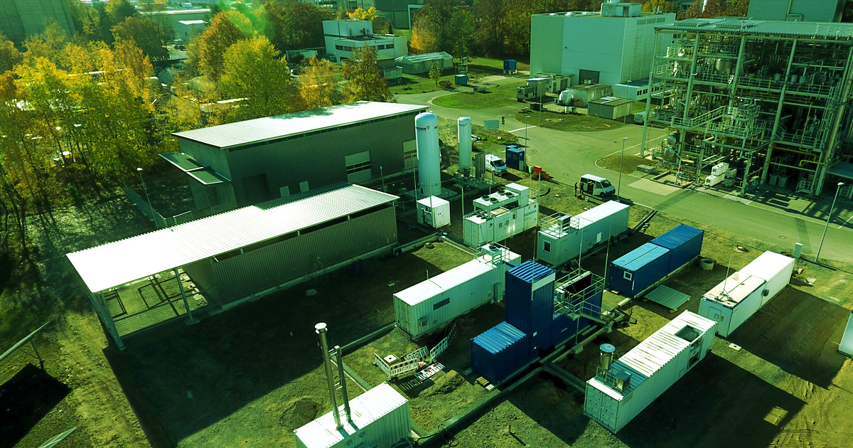 New Facility Creates Jet Fuel Out of Water