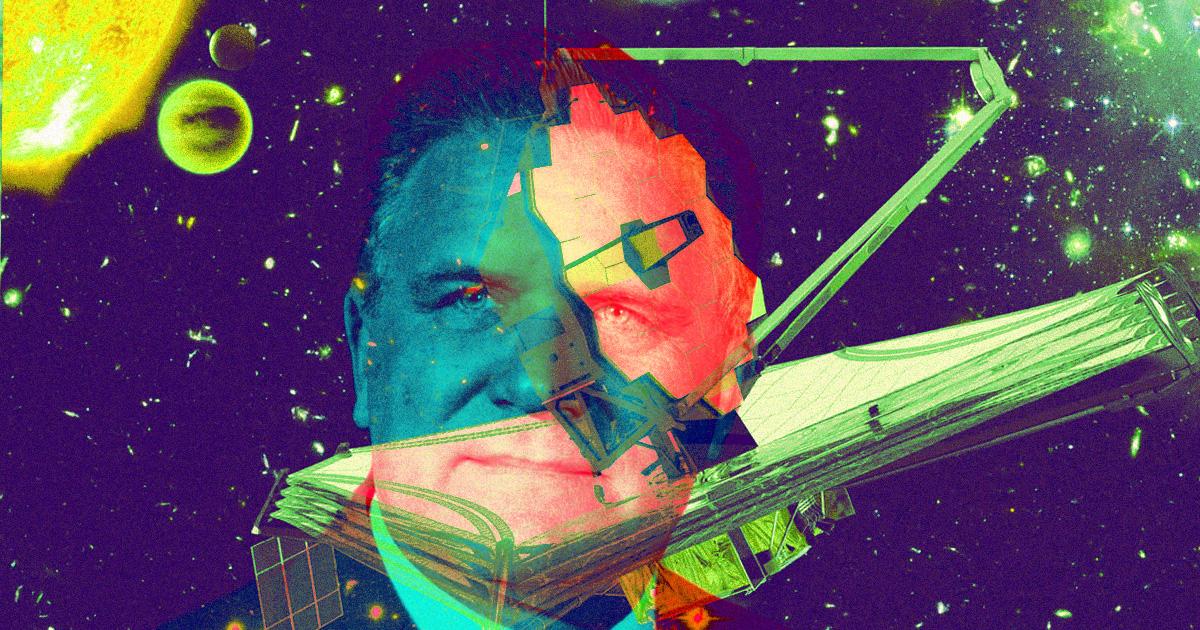 NASA Adviser Resigns Over Giant Homophobic Telescope