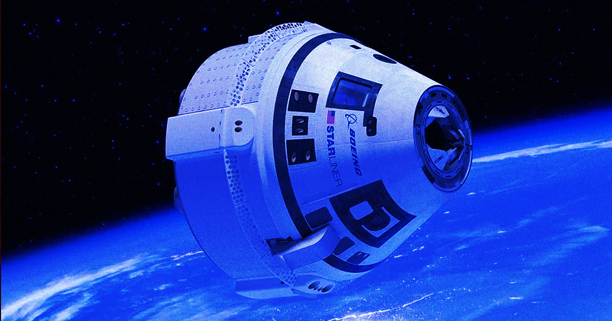 NASA Quietly Signals That Boeing's Spacecraft Is Going Nowhere