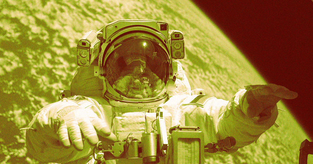 Russian Study Confirms That Space Travel Damages Your Brain Cells