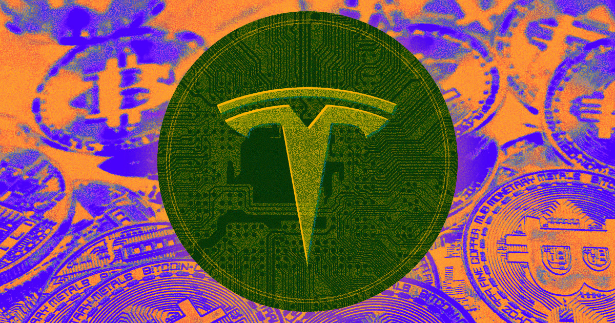 Tesla Is Up $1 Billion on Its Bitcoin Investment